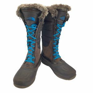 The North Face Lace-Up Shellista Winter Boots 7.5